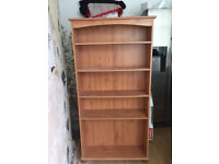 Solid Wood Pine Book Shelf