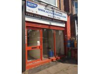 GROUND FLOOR RETAIL SHOP ON MAIN A45 COVENTRY RD, HAYMILLS WITH NIL PREMIUM & NO BUSINESS RATES