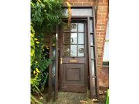 FRONT DOOR AND SURROUND