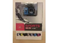 HD Sports Action Camera - 1080p - Like A GoPro - Waterproof - Accessories Included