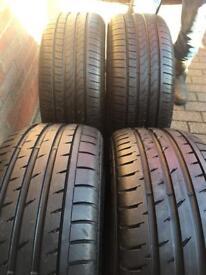 245/45 18 96Y Run Flat Tyres- £55 each or £200 all 4