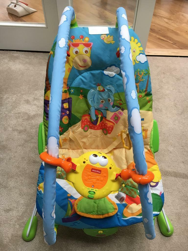 Tiny Love bouncer - great condition