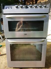 Zanussi electric fan assisted cooker delivered and installed today