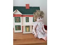 1960s Doll's house