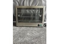 Lincat pie warner. Heated display. Heated cabinet