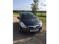 Vauxhall Corsa. Ideal first car 50+ mpg. Road tax £30. Recent mot valid till August 2018