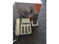 Binatone Speakeasy Combo 3865 Great Business Phone. £59.99 on Amazon