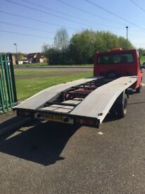 2008 Ford Transit Recovery Truck 2.4 T350