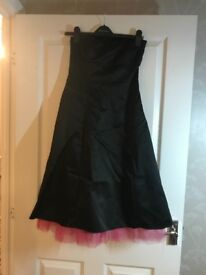 Size 8 ball gown