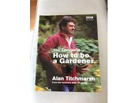 SELLING ALL 4 GARDENING BOOKS FOR £5