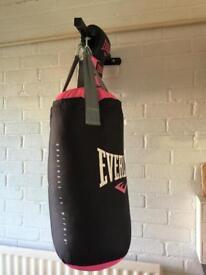 Girls punch bag