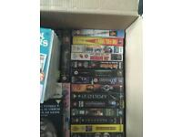 Free vhs job lot including some box sets