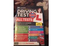 DVD driving theory test