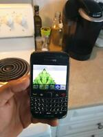 Unlocked Blackberry blod 9700