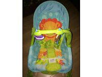 Fisher Price - Newborn to Toddler Rocker - great condition (Southgate or Edgware)