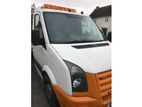 V/W CRAFTER 2006 PLATE