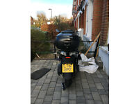 Piaggio MP3 300 Yourban LT mot expires 10.3.2018 , including cover, and top box