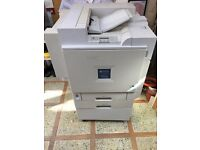 Ricoh Aficio CL7000 Laser Colour Printer - FREE TO A GOOD HOME