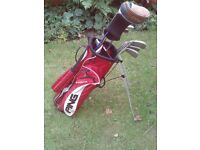 PING G10 golf clubs RIGHT HANDED good condition