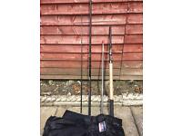 daiwa meanstreak 12 foot medium quiver rod