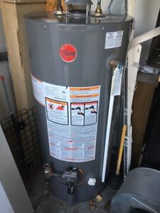 Natural Gas Hot Water Tank / Heater