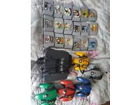 HUGE NINTENDO N64 CONSOLE WITH 20 GAMES, 5 CONTROLLERS, RUMBLE PACK, goldeneye, mario kart included