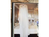 Gemmy Malouf wedding dress for sale