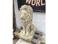 Stunning Lion statue