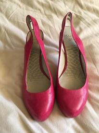 Clarks cushion soft shoes