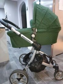 Baby Couture Senses Pram and Pushchair
