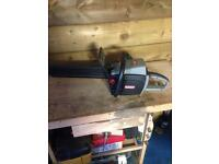 36v chainsaw and blowee