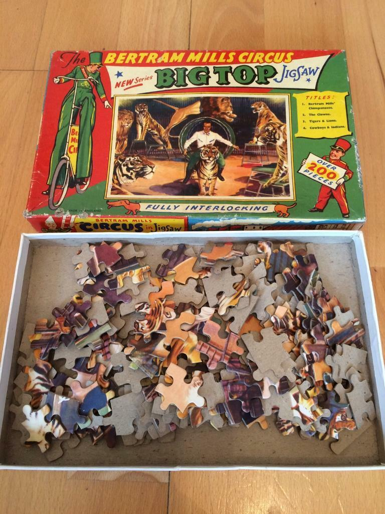 Circus jigsaw