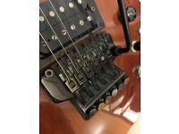 Dean Vendetta 1F Project Guitar - w/ Licensed Floyd Rose, Tremol-No Lock, Ignition Key