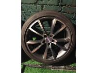 Vauxhall alloy wheels for sale