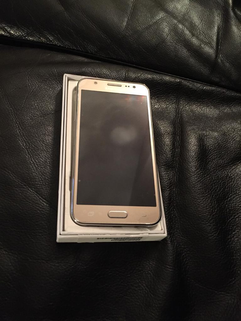 Samsung J5 unlocked