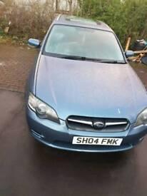 Subaru legensy