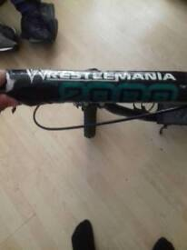 selling my scuter wrestlemania call me on 07703682884 25£ or nearest ofert