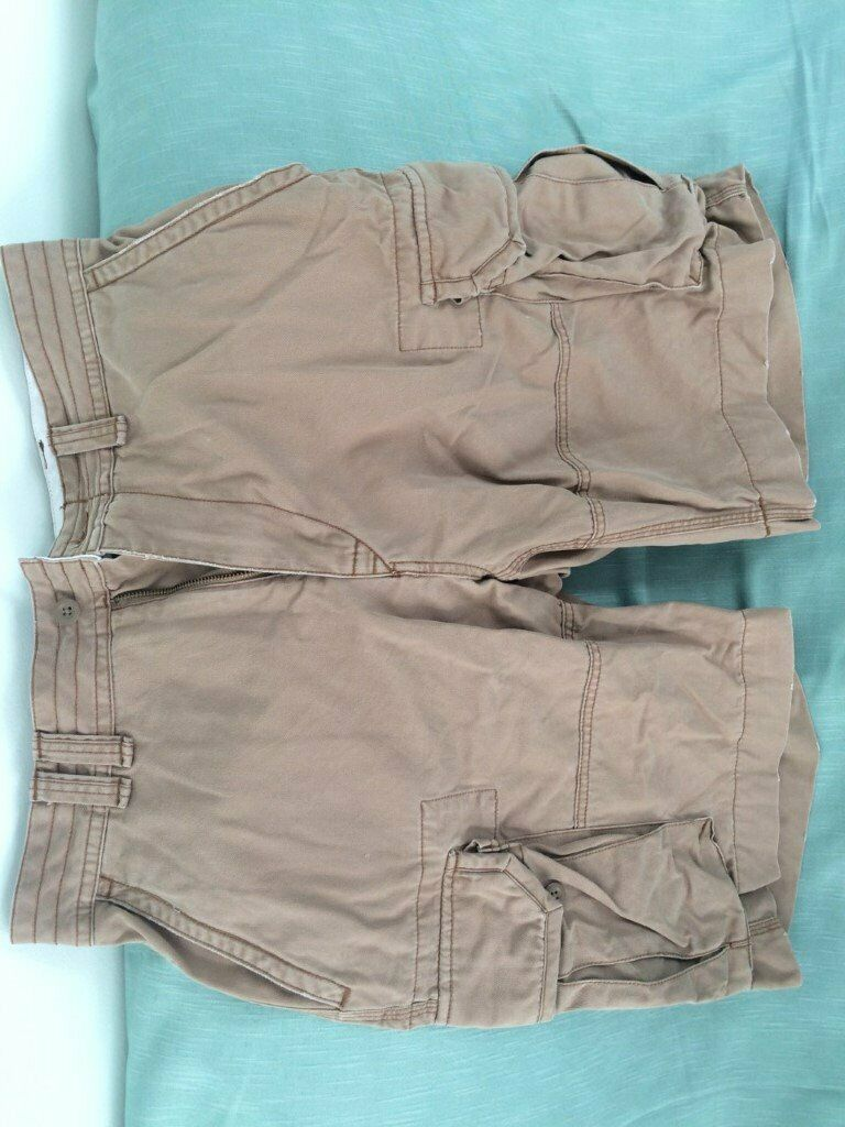 77eb483b2d0 ... where can i buy ralph lauren polo mens khaki smart cargo style shorts  34 just reduced