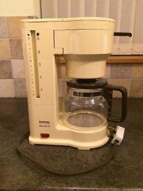 Retro filtermatic S coffee machine