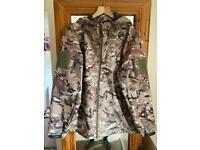 Military jacket - water resistant