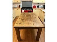 Atlantic pine dining table