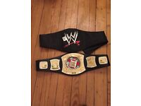 Rated R WWE belt