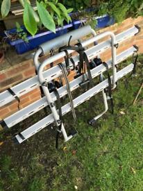 Peruzzo padova 3 bike rack carrier