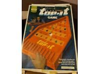Vintage 1972 Top it table top game