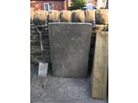 Large, thick Yorkshire slab for sale