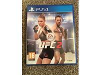 UFC 2 PS4 - BRAND NEW