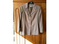Ladies smart semi fitted Jacket new with labels