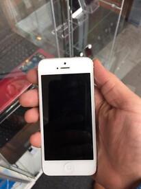 Iphone 5 A+ 32 GB UNLOCKED