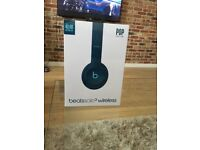 Brand new in the box Wireless Solo 3 Beats Headphones