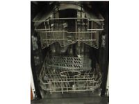 Brand new Fully integrated 60cm dishwasher for sale. Still in original packing. Full Warranty £190